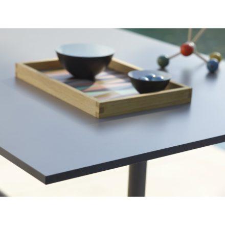 """Cane-line Gartentisch """"Avenue"""", Tischplatte HPL grau"""