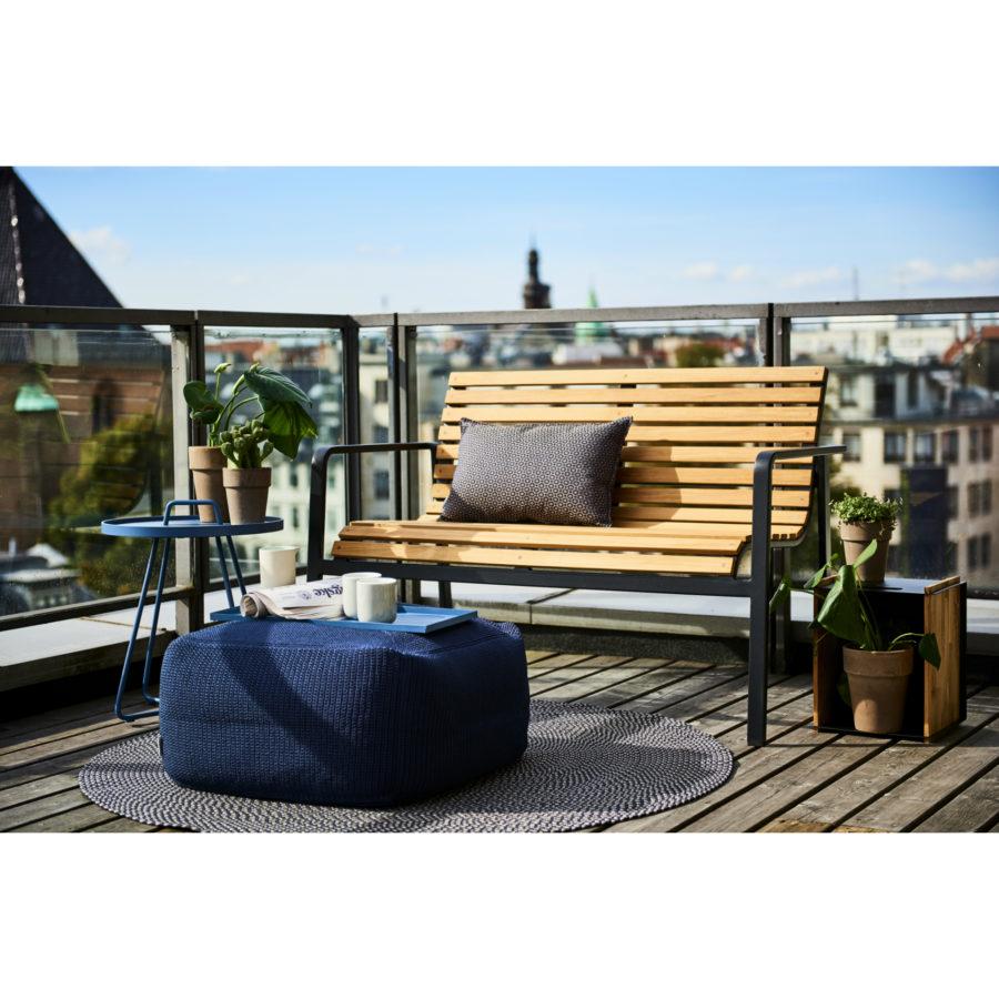 cane line parc gartenbank. Black Bedroom Furniture Sets. Home Design Ideas