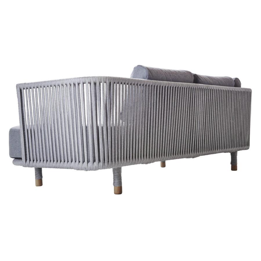 cane line moments loungesofa. Black Bedroom Furniture Sets. Home Design Ideas