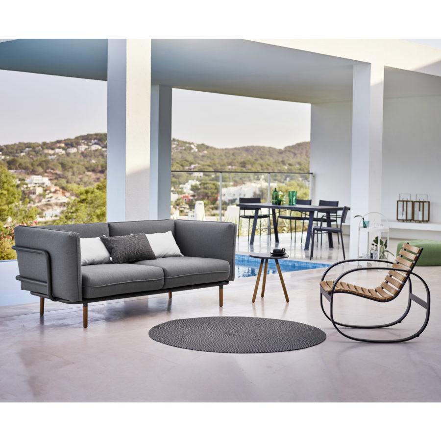 cane line urban loungesofa. Black Bedroom Furniture Sets. Home Design Ideas