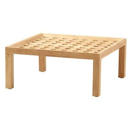 """Loungetisch """"Square"""" von Cane-line"""