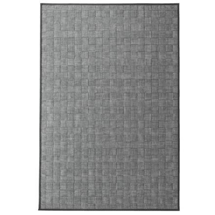 """Cane-line """"I-am"""" Outdoor-Teppich grau-türkis, 200x300 cm"""