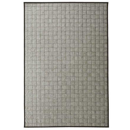 """Cane-line """"I-am"""" Outdoor-Teppich braun-weiß, 200x300 cm"""