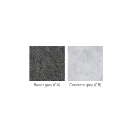 Cane-line Tischplatte Keramik basalt grau und concrete grau
