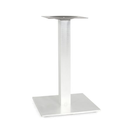 """SonnenPartner Tischgestell """"Rhodos"""", Material: Aluminium gebürstet"""