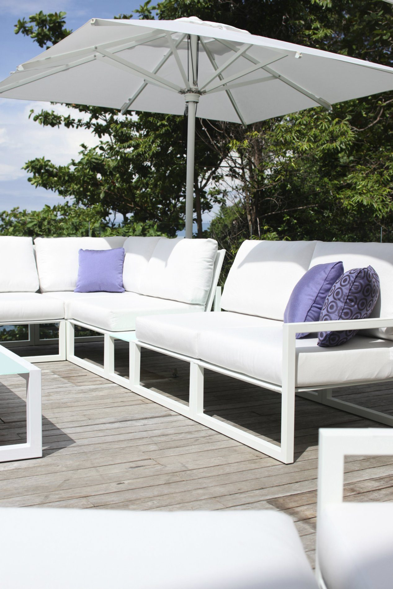 royal botania ninix lounge set. Black Bedroom Furniture Sets. Home Design Ideas