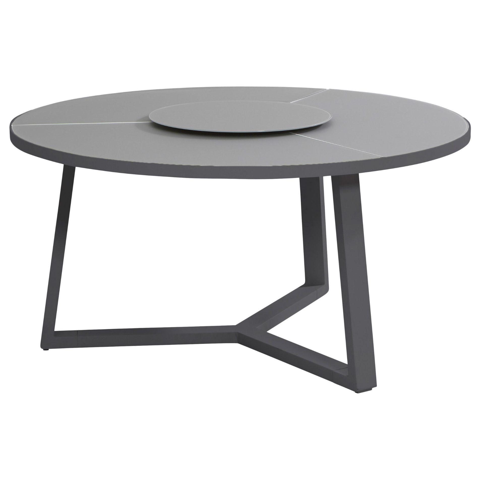 gartentisch rund glas awesome siena garden tisch stella. Black Bedroom Furniture Sets. Home Design Ideas