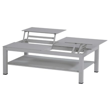 """Loungetisch """"Vallarta"""" von 4 Seasons Taste, Farbe slate grey"""