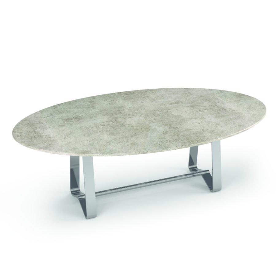 Keramik Auszugs Gartentisch Set Maxim Damai 150 210 Inkl 6 Stuhlen Tischgarnitur Von Sommermoebel Ch