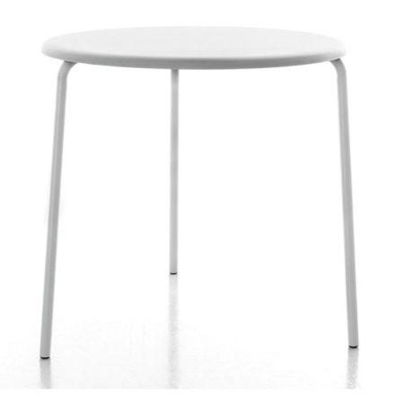 """Gartentisch """"Alu Mito"""" von Conmoto, Aluminium weiß"""