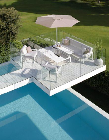 Royal Botania, Ninix Loungeserie, Sonnenschirm Palma