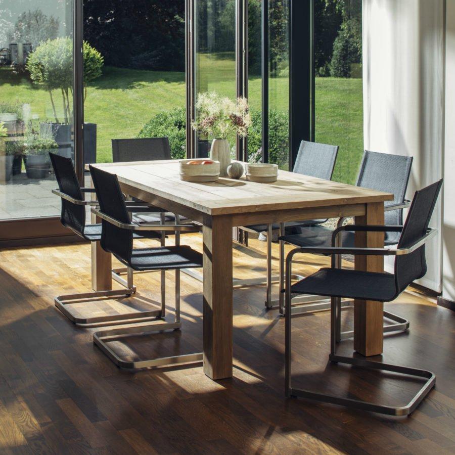 kettler feel freischwinger. Black Bedroom Furniture Sets. Home Design Ideas
