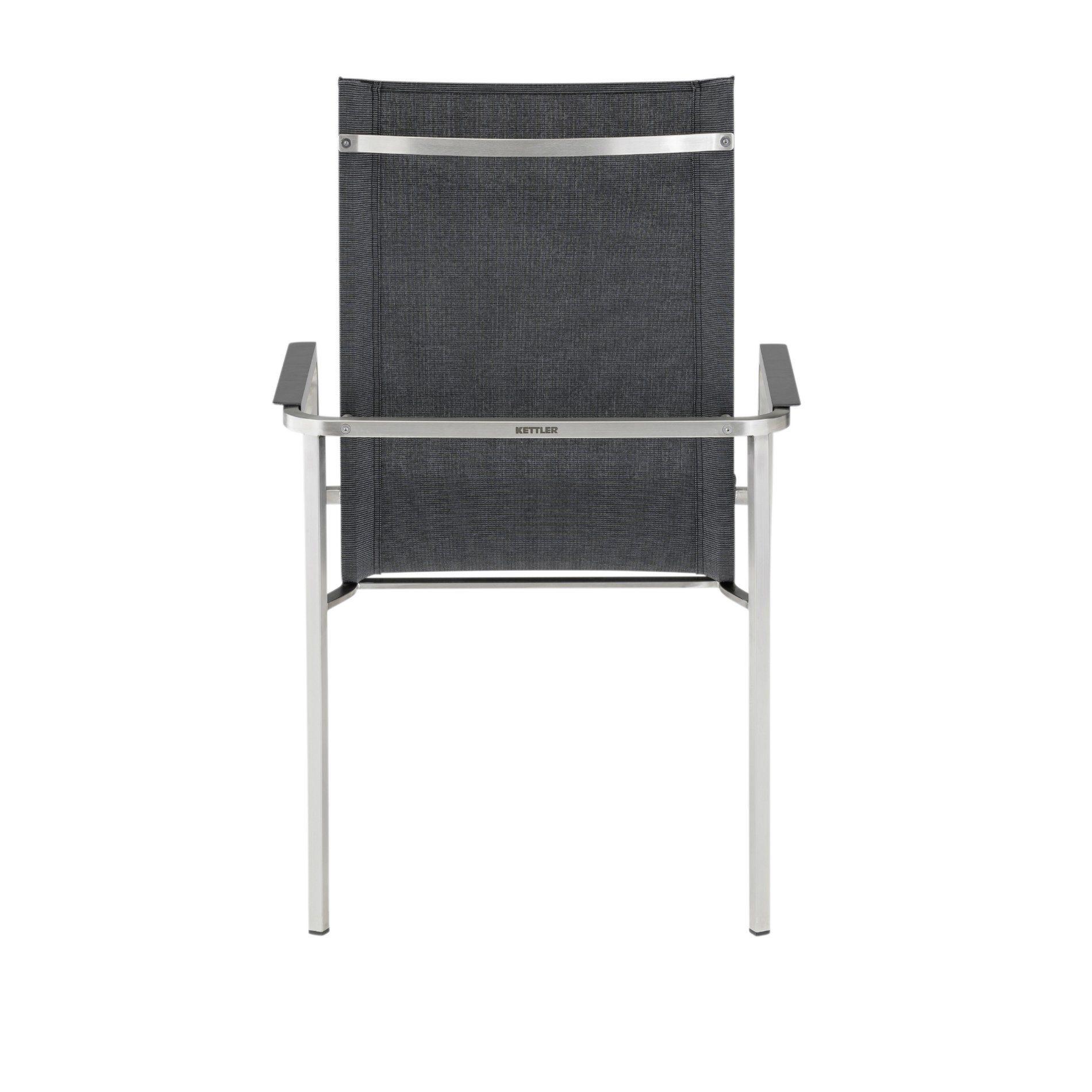 kettler feel stapelsesselr ckenlehne hoch. Black Bedroom Furniture Sets. Home Design Ideas