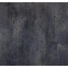 Sieger Ausziehtisch Aluminium., Tischplatte HPL Zement anthrazit