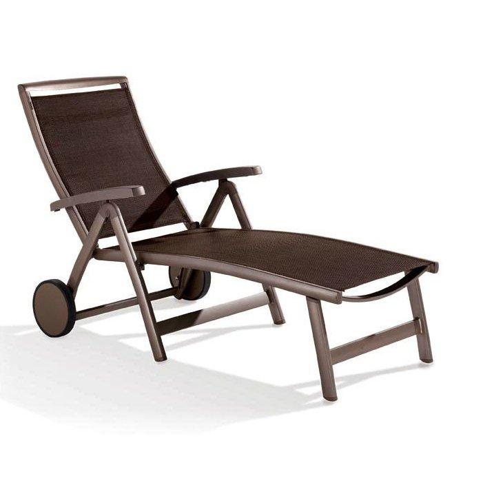 sieger trento klapprollliege. Black Bedroom Furniture Sets. Home Design Ideas