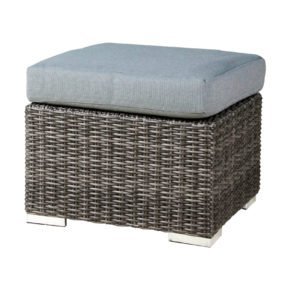 "Zebra ""Jack Lounge Junior"" Hocker, taupe"