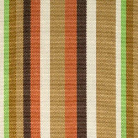 "Zebra ""Jack Lounge Junior"" Bezug terra stripes"