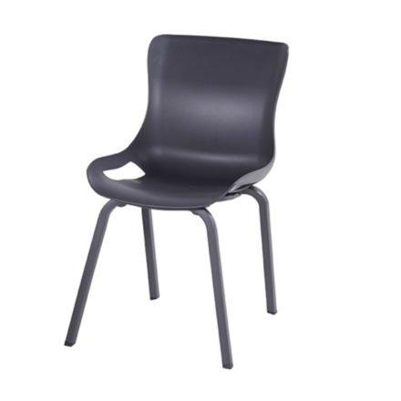 "Hartman ""Sophie Pro"" Dining Chair, Gestell Aluminium xerix, Sitzschale xerix"