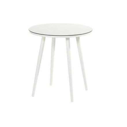 """Hartman """"Sophie Studio"""" Bistrotisch, Gestell Aluminium royal white, Tischplatte HPL white"""