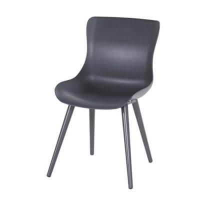 "Hartman ""Sophie Studio"" Dining Chair, Gestell Aluminium xerix, Sitzschale xerix"