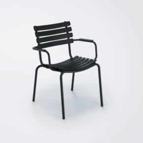 """Houe Stuhl """"Clips"""" schwarz"""