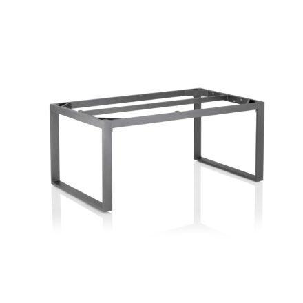 "Kettler Casual Dining Tischgestell ""Ocean Modular"" 160x95 cm, Aluminium anthrazit"