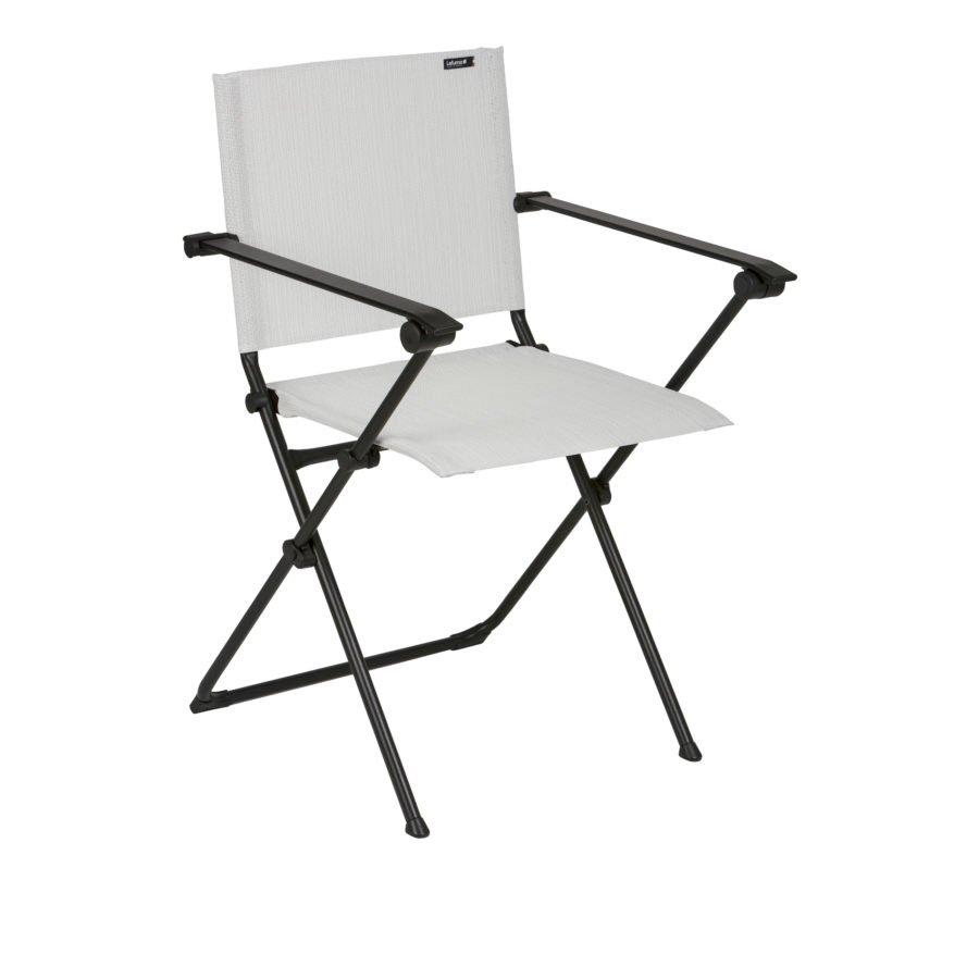 Lafuma anytime klappstuhl mit armlehnen - Stuhlhussen nahen ...