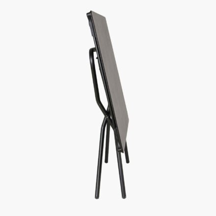 "Lafuma Klapptisch ""Anytime"", Größe 139x79 cm, Stahl schwarz, HPL mineral © LAFUMA MOBILIER - Pierrick Verny"