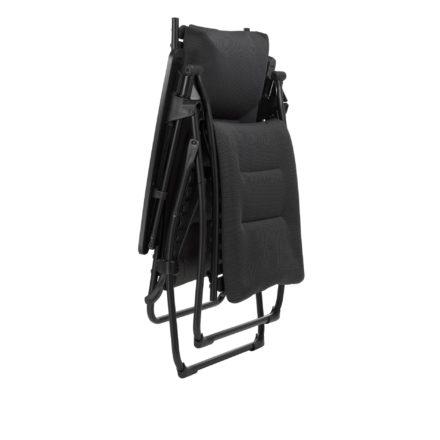 """Lafuma Relaxliege """"Evolution Air Comfort"""", Modell: LFM2766, Farbe: Acier6135, zusammengeklappt"""