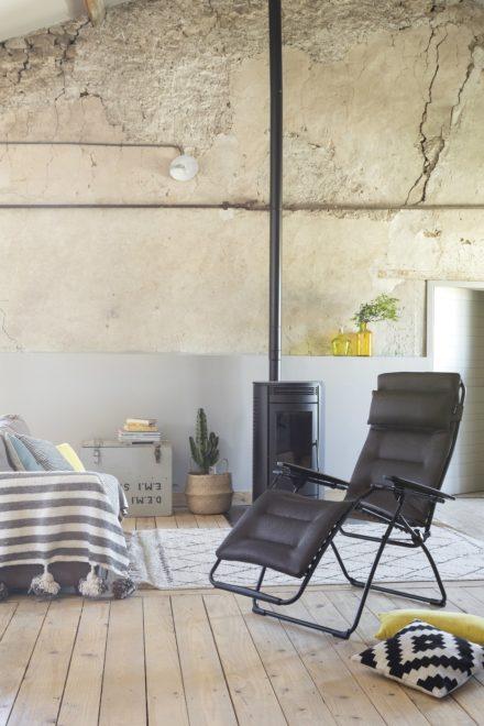 "Lafuma Relaxliege ""Futura Air Comfort"", Farbe: Acier6135 (© Pierrick Verny)"
