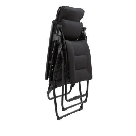 "Lafuma Relaxliege ""Futura XL Air Comfort"", Modell: LFM3134, Farbe: Acier6135, zusammengeklappt"