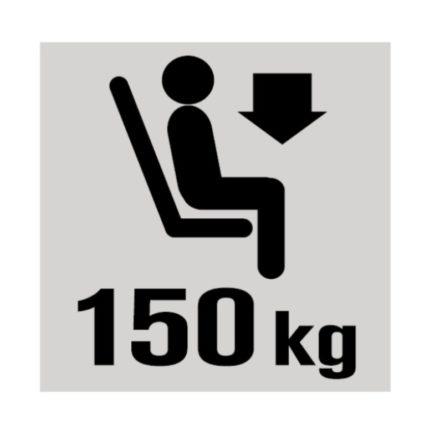 Lafuma - Gewichtsbelastung bis 150kg