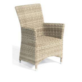 """SonnenPartner Sessel """"Ikarus"""", Farbe white-coral"""