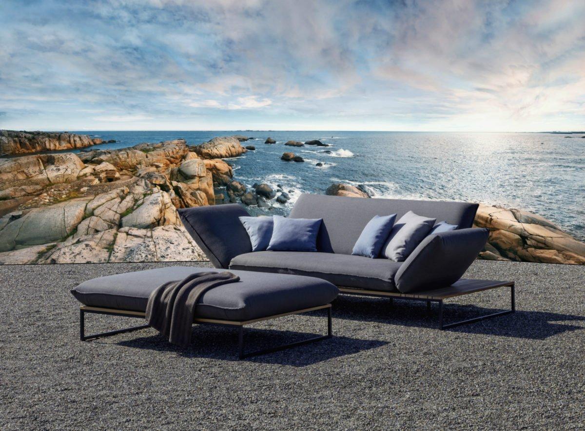 fischer m bel flora hocker polsterbank. Black Bedroom Furniture Sets. Home Design Ideas
