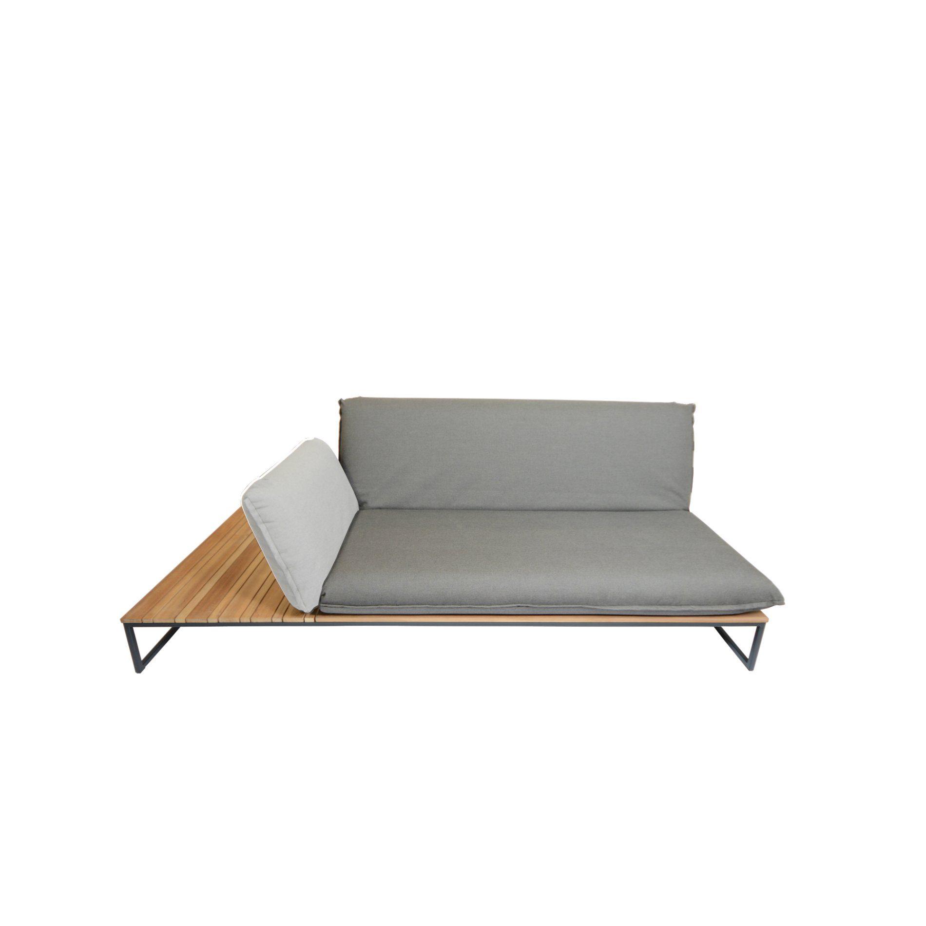 fischer m bel flora 2 sitzer loungesofa armlehne rechts. Black Bedroom Furniture Sets. Home Design Ideas