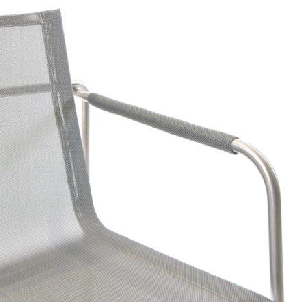 Fischer Möbel Gewebearmlehnen für Sessel Taku