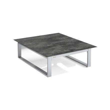 "Kettler ""Ego"" Loungetisch 95x95 cm, Tischplatte Keramik"
