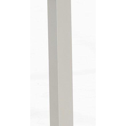 SonnenPartner Tischgestell Aluminium silber
