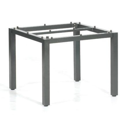 "SonnenPartner Tischgestell ""Base"" Aluminium anthrazit"