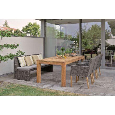 Stern Gartenmöbel Set mit Stuhl
