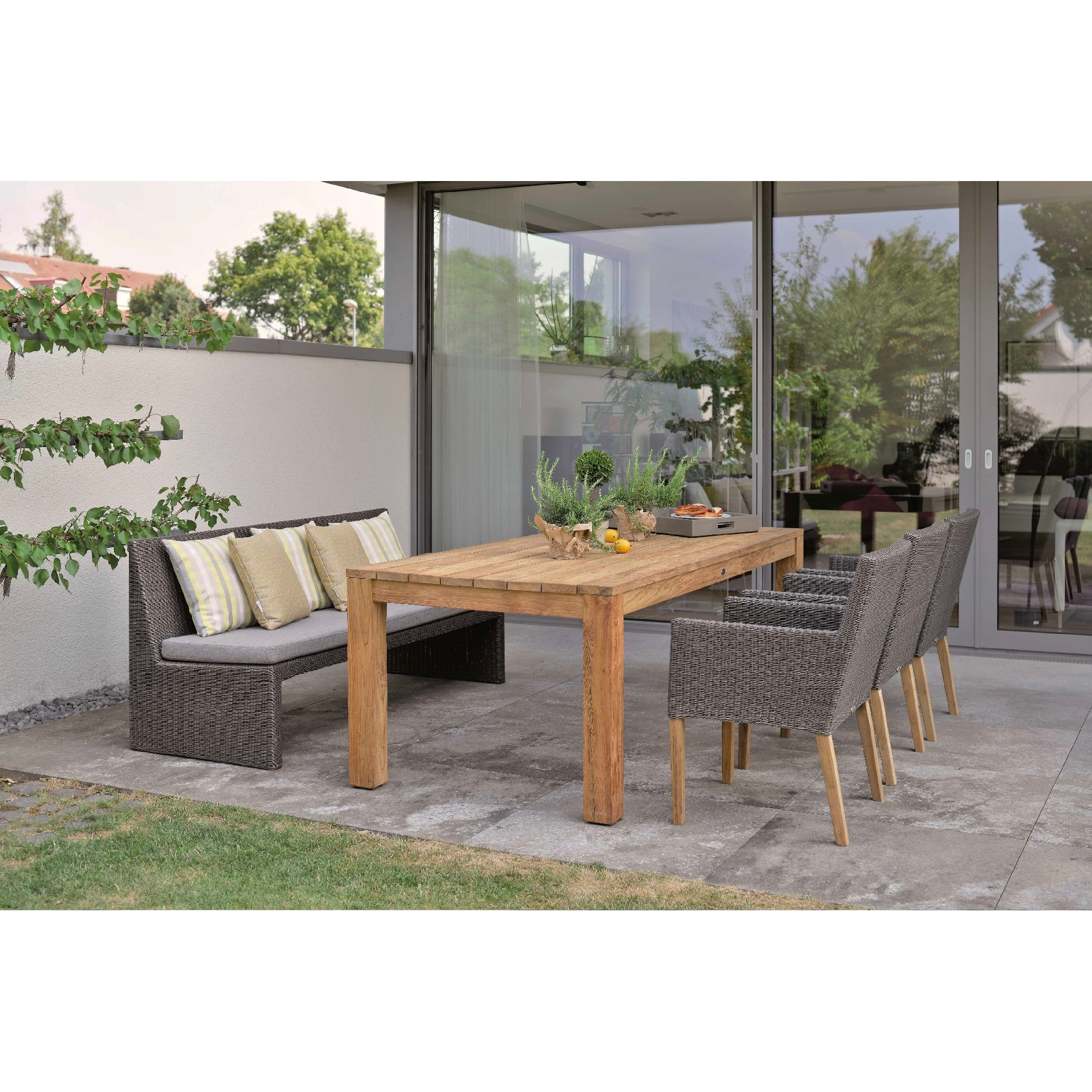 stern gartenm bel set mit stuhl pep bank noel und. Black Bedroom Furniture Sets. Home Design Ideas