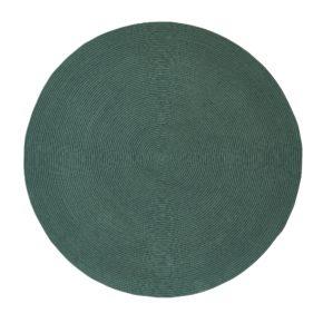 """Cane-line Outdoor-Teppich """"Infinity"""" Durchmesser 140 cm, grün"""