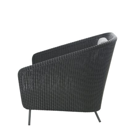 "Cane-line Loungesessel ""Mega"", Polyrattan graphit"