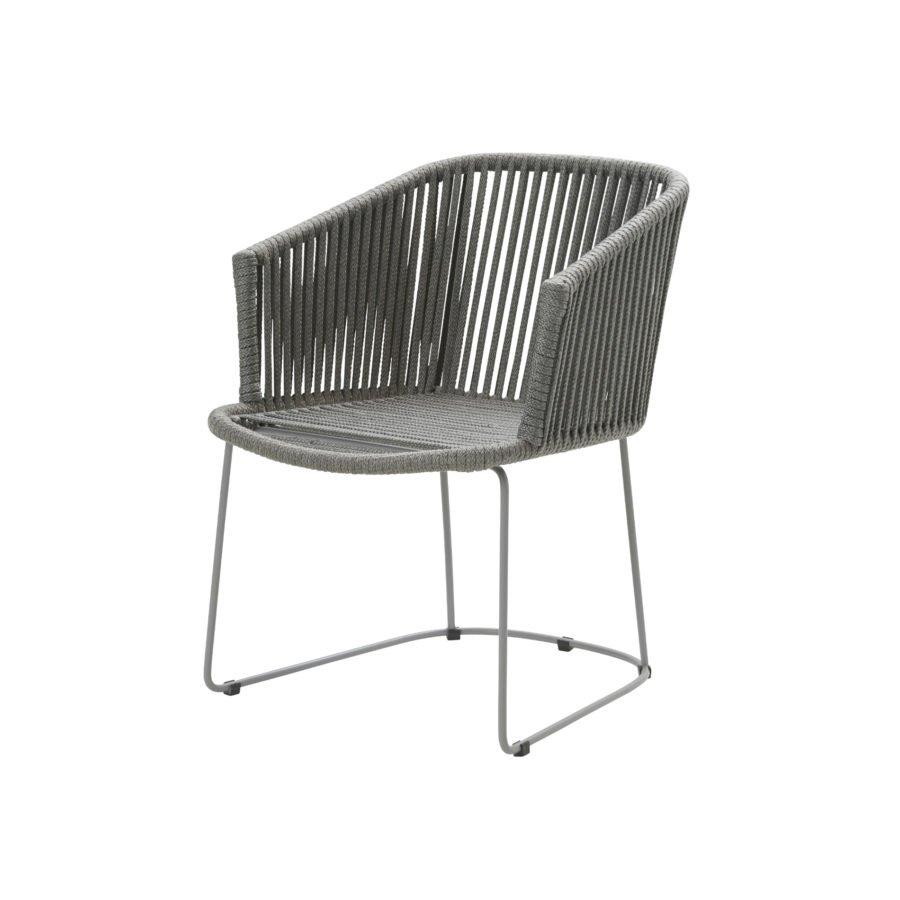 cane line gartenm bel set mit gartenstuhl moments und gartentisch pure. Black Bedroom Furniture Sets. Home Design Ideas