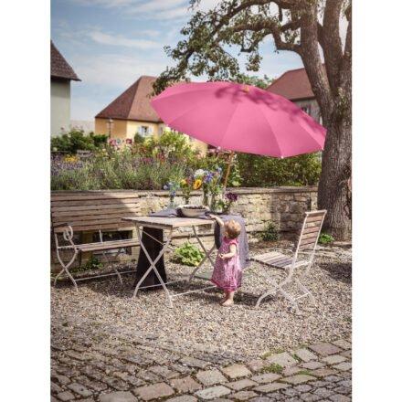 """Sonnenschirm """"ALEXO® """" von GLATZ (© by GLATZ AG, Schweiz)"""