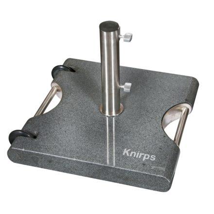 Knirps Trolley-Granitsockel 50 kg