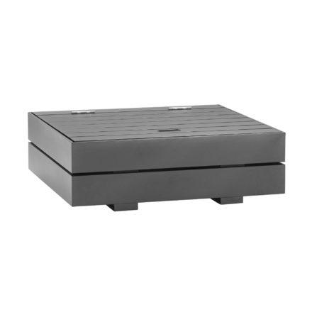 """Solpuri """"Boxx"""" Basis-Modul S, Aluminium anthrazit"""