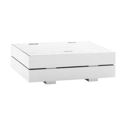 "Solpuri ""Boxx"" Basis-Modul S, Aluminium weiss"