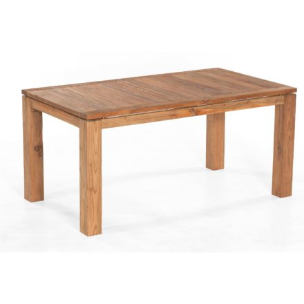 "SonnenPartner Tisch 160x90 cm ""Base"", Tischgestell Old Teak, Tischplatte Select Old Teak"