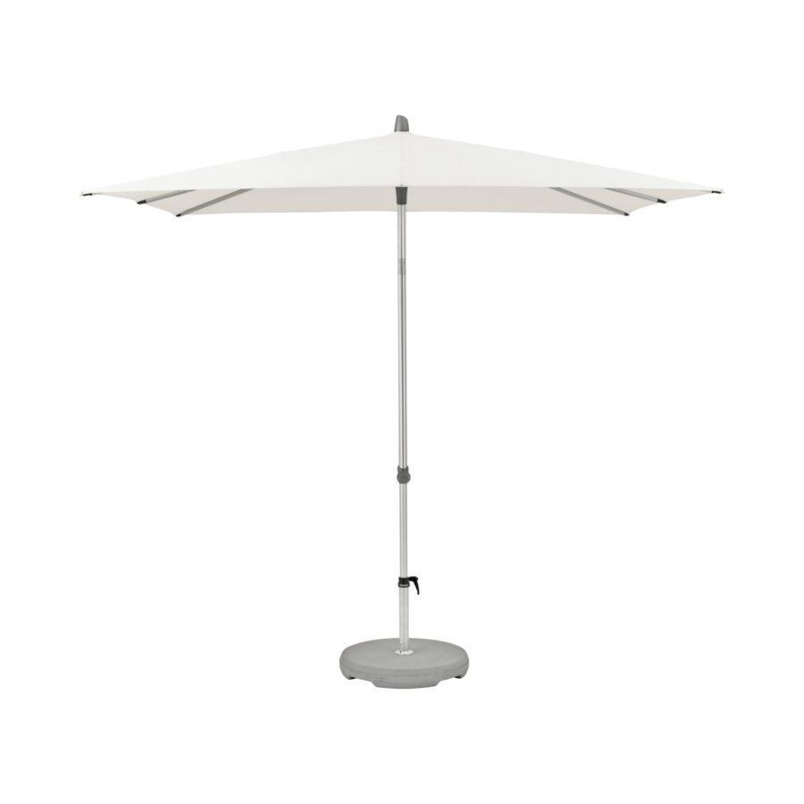 Glatz Alu Smart Sonnenschirm Marktschirm Stoffklasse 4